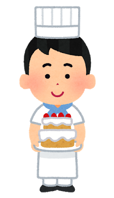 CAKE職人
